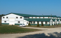 Horse Barns - Commercial Stable and Arenas