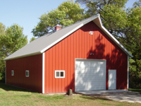 Post Frame Building Options Custom Pole Barns Lester