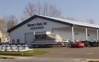 Boat Storage - Commercial Building