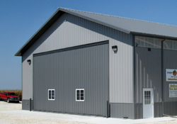 Power Pivot hydraulic doors