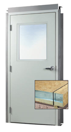 Expi-Door Systems Commercial Grade Walk Doors