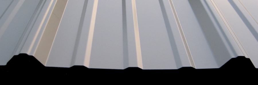 UniRib steel panel
