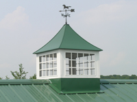 Cupolas - Post-Frame Building Option