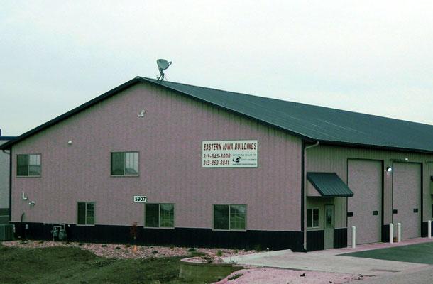 Cedar Rapids Ia Commercial Shop Office Building