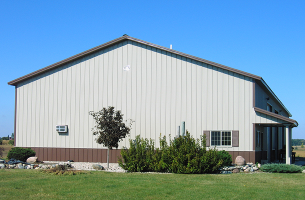 Montevideo, MN, Factory, Daryl Delzer, Lester Buildings
