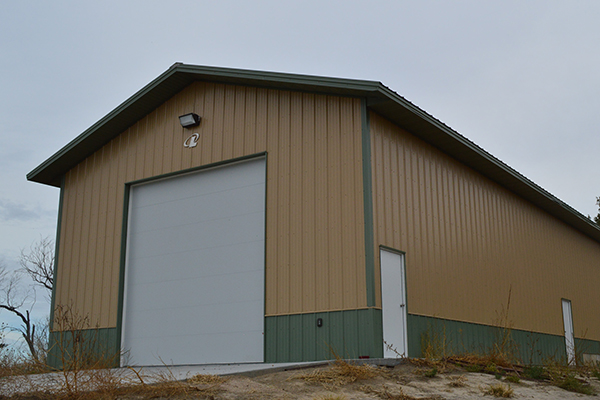 Gothenburg NE, Garage, Axxent Buildings LLC, Lester Buildings