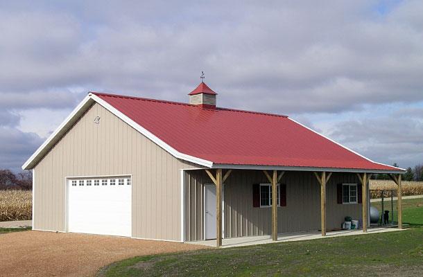 Lester Prairie Mn Garage Hobby Shop Building Lester