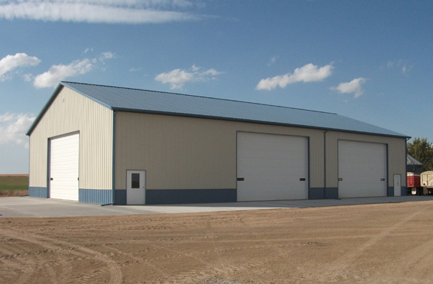 Avon Sd Ag Storage Building Lester Buildings Project