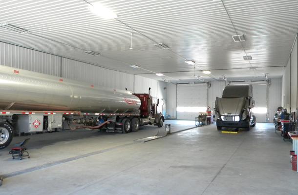 Traer Ia Vehicle Sales Service Building Lester