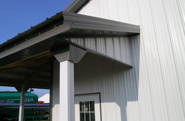 Morgan Mn Ag Storage Shop Building Lester Buildings