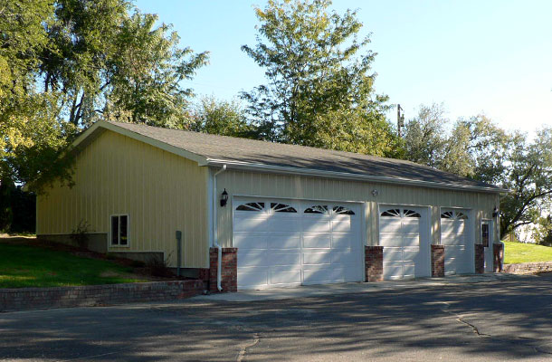 Sterling CO, Garage, Country Heritage Building Systems LLC, Lester Buildings