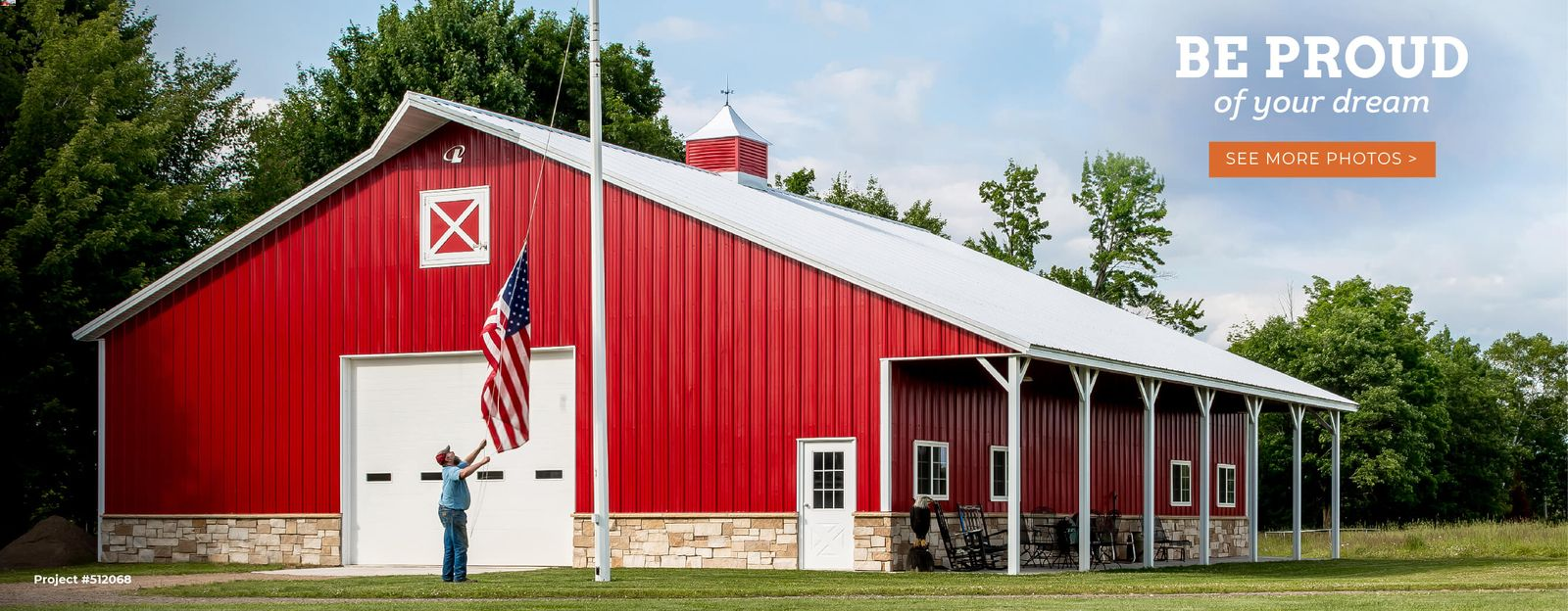 Pole Buildings | Pole Barn Builder | Lester Buildings
