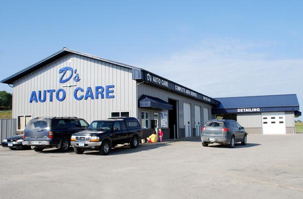 Zumbrota Mn Vehicle Sales Service Building Lester