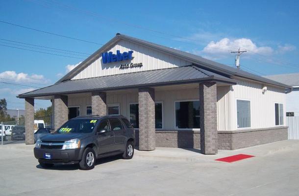 Silvis Il Vehicle Sales Service Building Lester