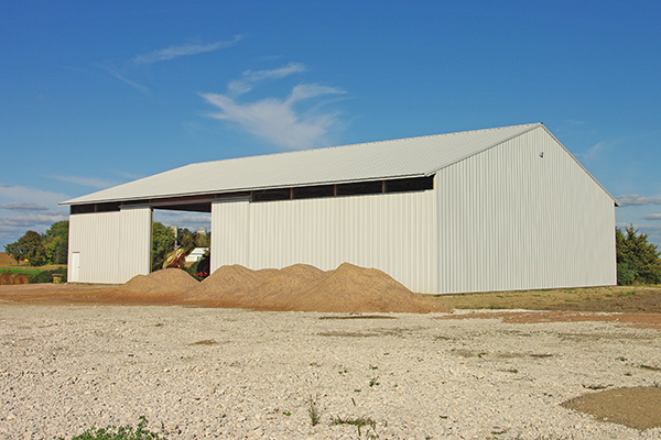 Belle Plaine, MN - Grain/Crop Storage Building - Lester