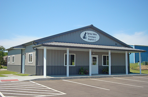 Junction City Ks Veterinary Clinic Building Lester