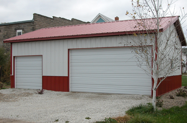 Winslow Ne Garage Hobby Shop Building Lester