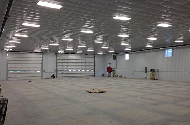 Arlington Ne Ag Storage Shop Building Lester