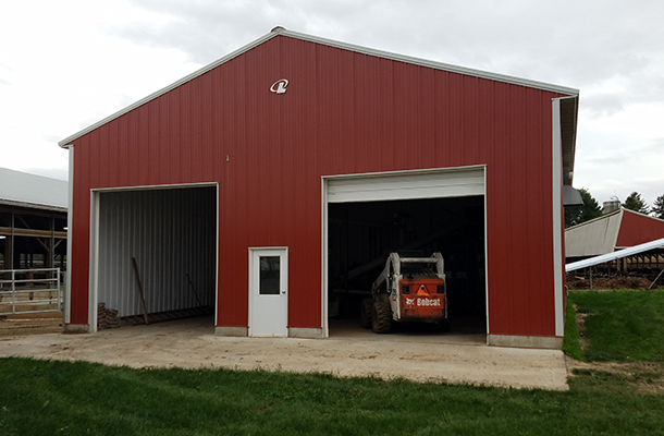Galesville Wi Other Livestock Building Lester