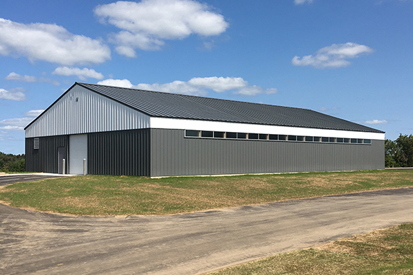 Columbus WI, Vehicle Storage, Brad Hovden, Lester Buildings