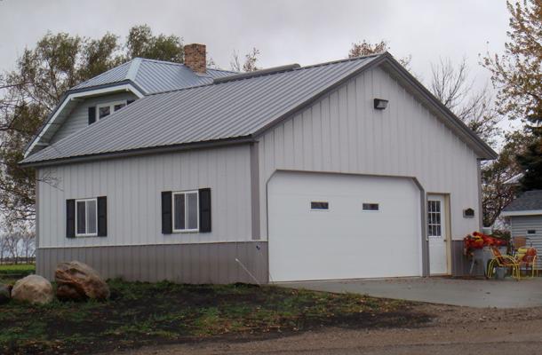 Hillsboro Nd Residence Building Lester Buildings