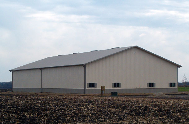 Austin MN, Ag Storage and Shop, Freeborn's Pride Builders Inc., Lester Buildings