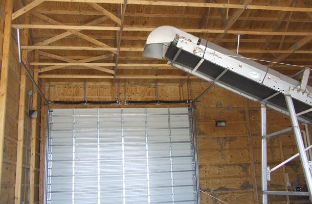 Clay Center Ks Dry Fertilizer Storage Building Lester