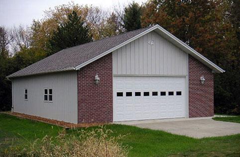 Fancy Gap Va Garage Building Lester Buildings Project
