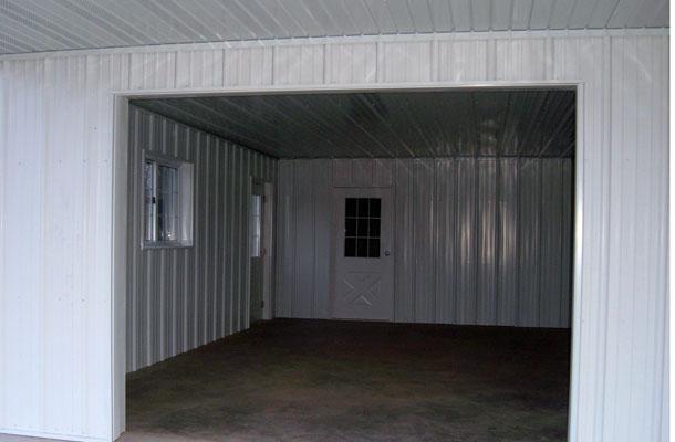 Benson Garage Door