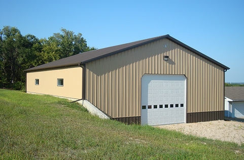 Wright implement home autos post for 40x50 pole barn