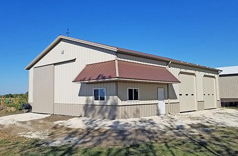Pole Barn Pictures | Photos, Ideas, Floor Plans | Lester Buildings