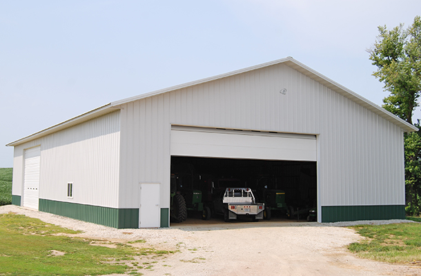 Arlington, NE, Ag Storage, Anderson & Sons Inc, Lester Buildings