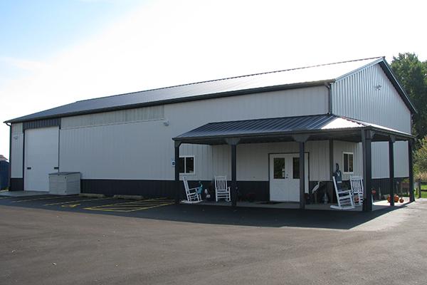 Big Rock Il Retail Store Building Lester Buildings