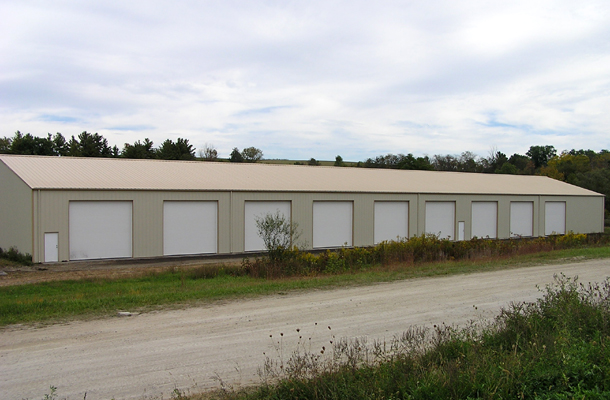 St Clairsville Oh Vehicle Storage Building Lester
