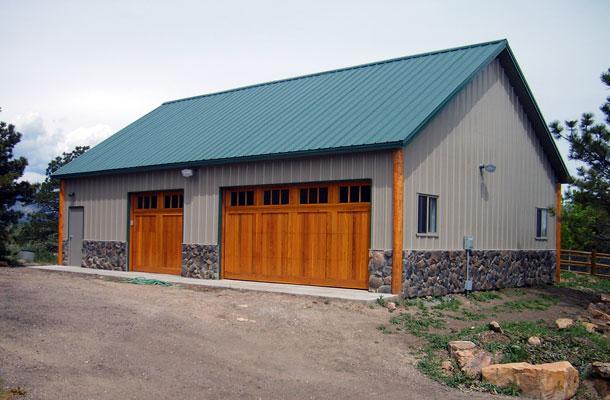 Loveland Co Garage Hobby Shop Building Lester
