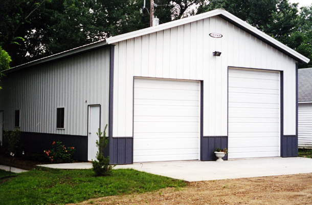 Henry Sd Garage Hobby Shop Building Lester Buildings