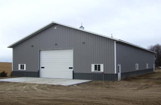 Hartington Ne Ag Storage Building Lester Buildings