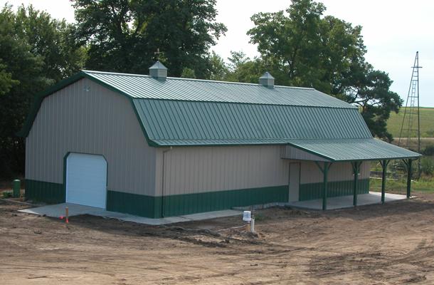Morse Bluff Ne Garage Hobby Shop Building Lester