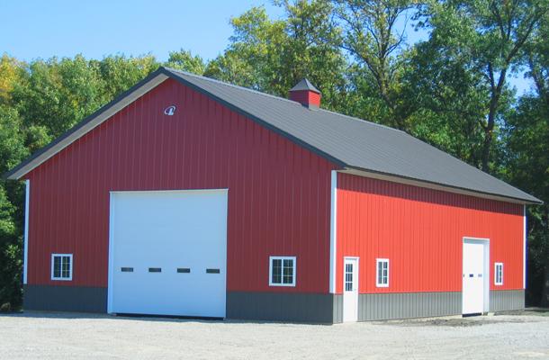 Maynard Mn Garage Hobby Shop Building Lester