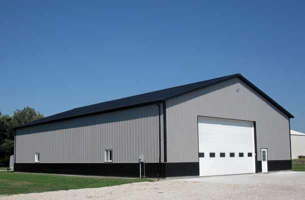Storm Lake Ia Vehicle Storage Building Lester