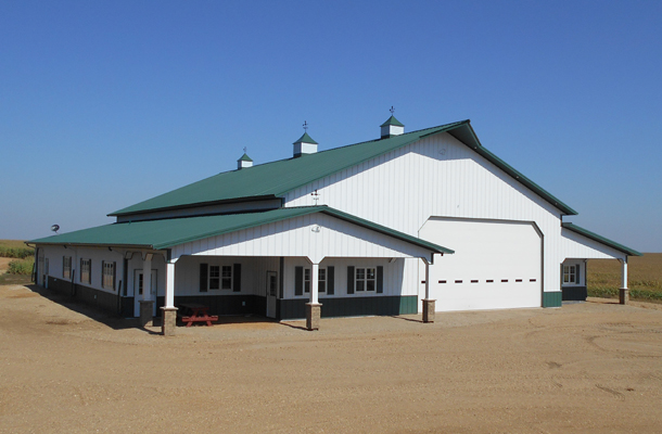 New Effington Sd Ag Storage Shop Building Lester