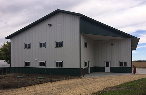 Pole Barn Pictures - Photos, Ideas, Floor Plans - Lester Buildings