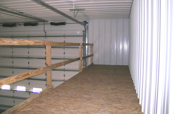 Young America, MN, ag storage and shop, Ron Foust, Lester Buildings