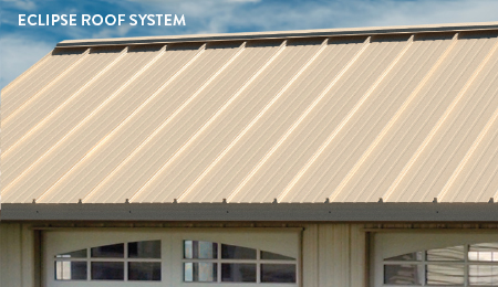 Eclipse Metal Roof System