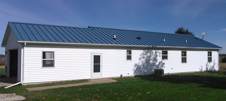 Eclipse Metal Roofing System Weathertight Roofing