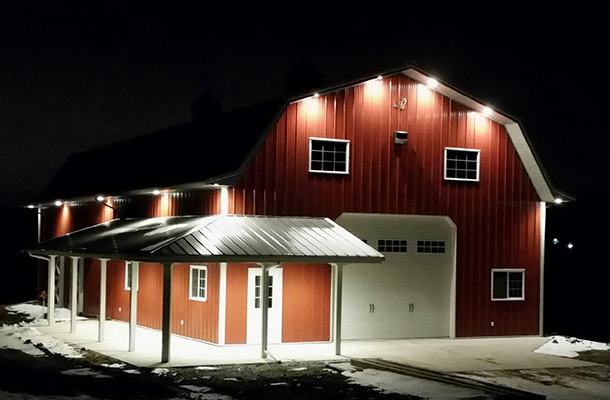 Nebraska Pole Barns Pole Barn Builders Lester Buildings