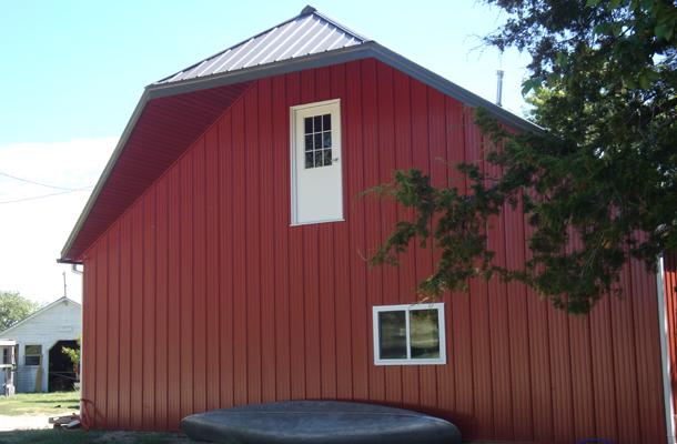 Cottonwood Falls Ks Hobby Shop Building Lester