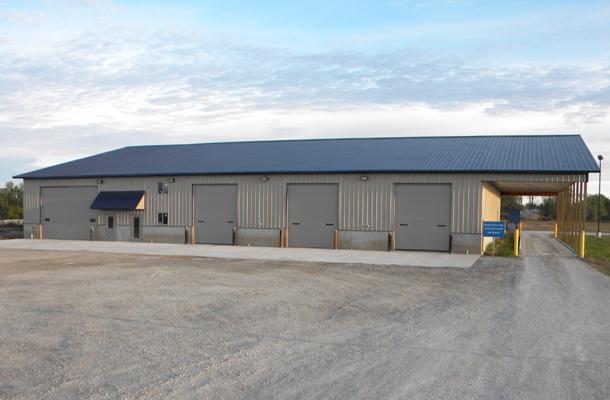 Cherokee Truck Sales >> Columbus Junction, IA - Vehicle Sales/Service Building - Lester Buildings Project: 217465