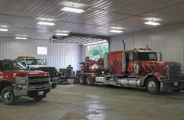 Cherokee, MN, Auto Salvage, Towing, Tom Witt Contractor Inc., Lester Buildings