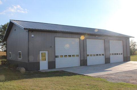 Independence Mn Garage Hobby Shop Building Lester